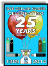 BJE CELLAR GASES CELEBRATING 25 YEARS OF SERVICE
